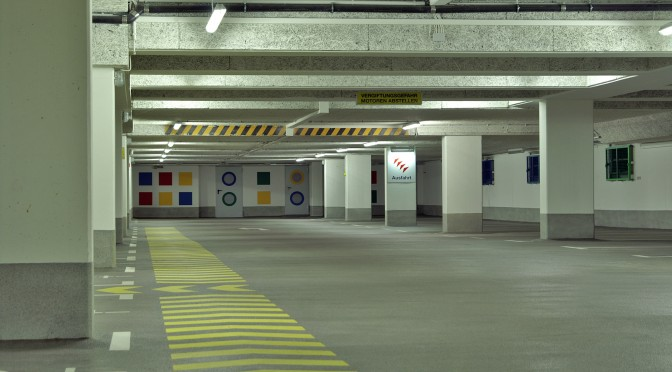 Limpieza de Parking garages