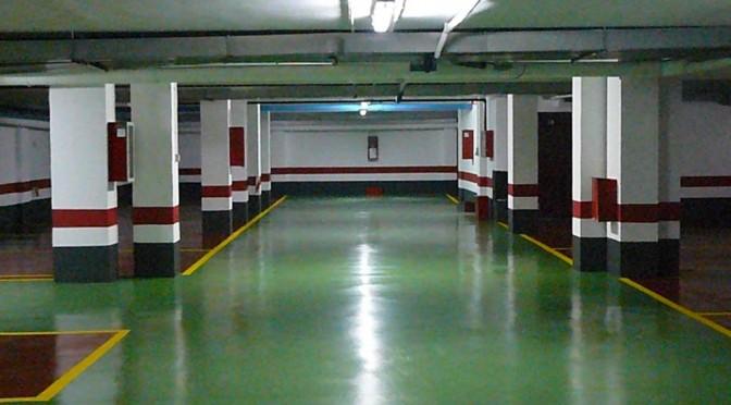 ervicios de limpieza garajes